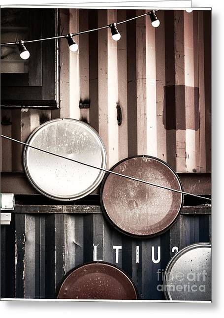 Pop Brixton - Industrial Style Greeting Card