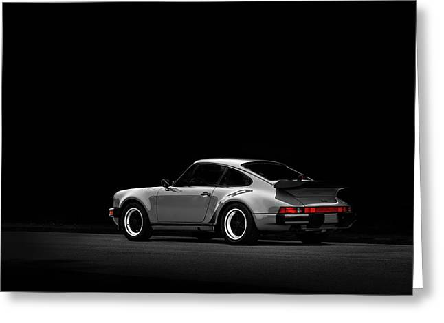Porsche 930 Turbo 78 Greeting Card by Mark Rogan