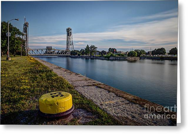 Port Colborne Greeting Card