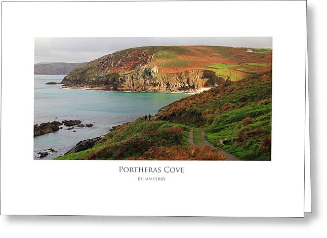 Portheras Cove Greeting Card
