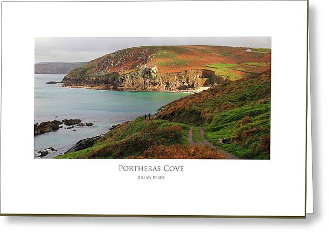 Portheras Cove Greeting Card