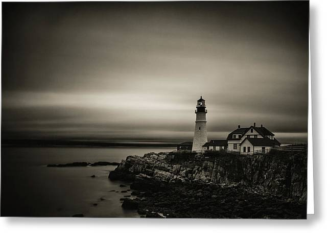 Portland Head Light 3 Greeting Card