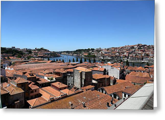 Porto 12 Greeting Card