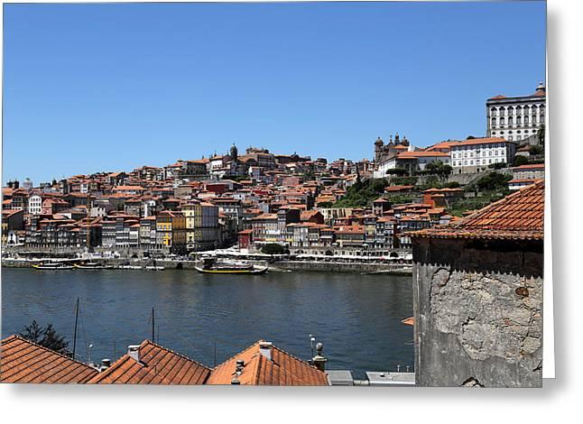 Porto 13 Greeting Card