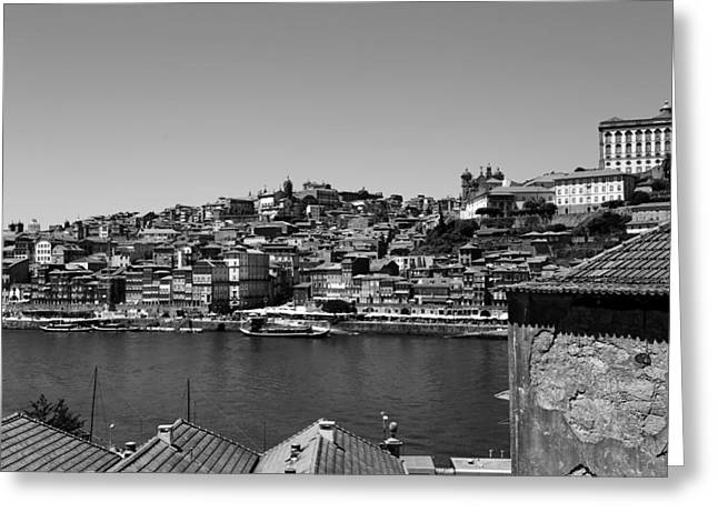 Porto 13b Greeting Card by Andrew Fare