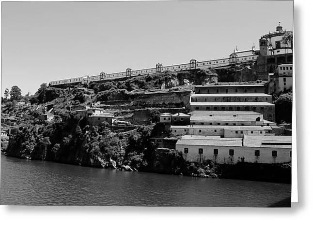 Porto 15b Greeting Card by Andrew Fare