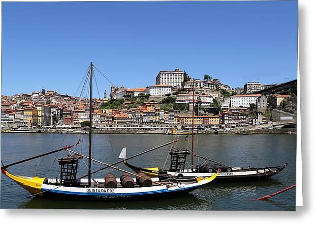 Porto 8 Greeting Card