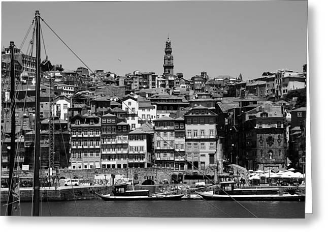 Porto 9b Greeting Card