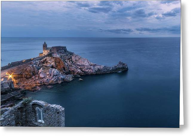 Portovenere Greeting Card