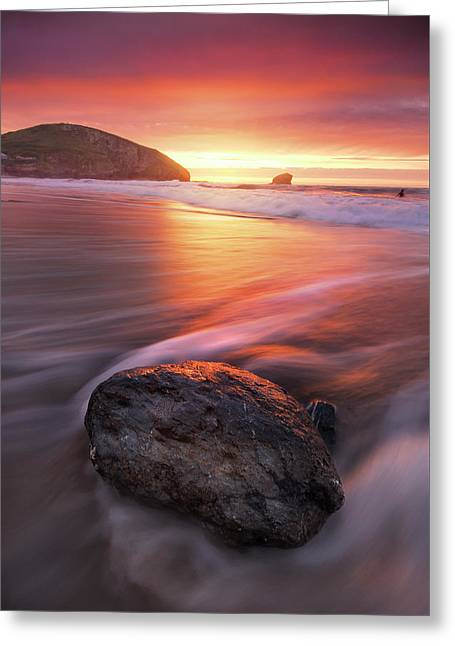 Portreath Greeting Card