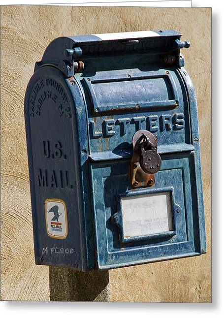 Postbox 61419 Greeting Card