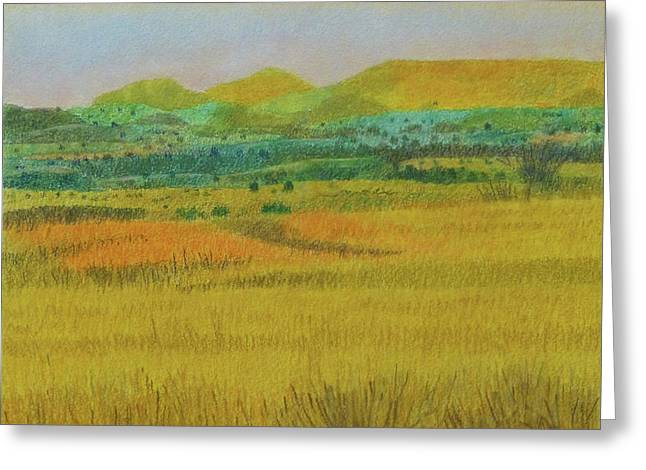 Prairie Reverie Greeting Card