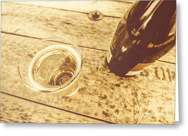 Premium Ciders Greeting Card by Jorgo Photography - Wall Art Gallery