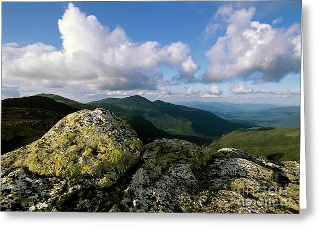 Appalachian Trail Greeting Cards - Presidential Range - White Mountains New Hampshire Greeting Card by Erin Paul Donovan