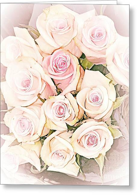 Pretty Roses Greeting Card