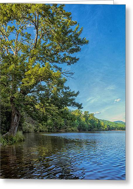 Price Lake Greeting Card by Swank Photography