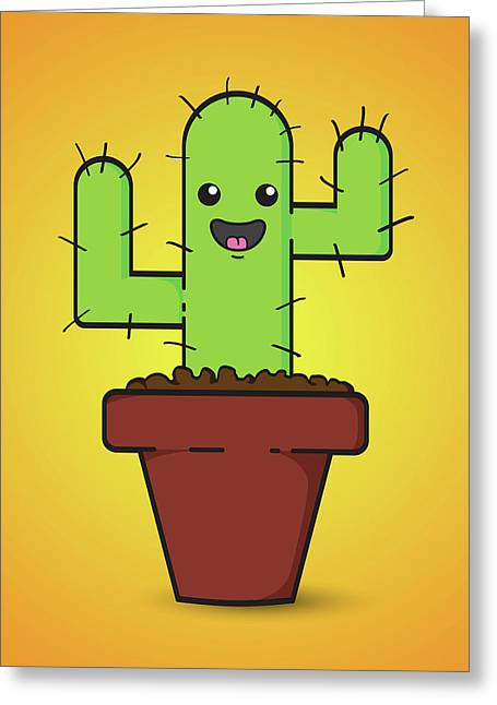 Prickle Greeting Card