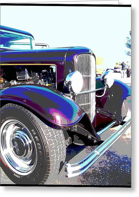 Pride And Joy  Greeting Card by Glenn McCarthy Art and Photography