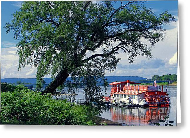 Pride Of The Susquehanna Greeting Card