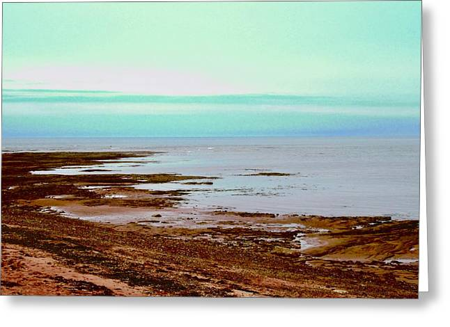 Prim Point Beach Greeting Card