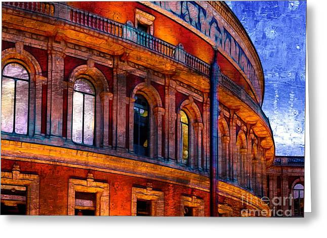 Royal Albert Hall, London Greeting Card
