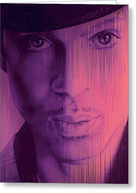 Prince - Purple Rain Greeting Card