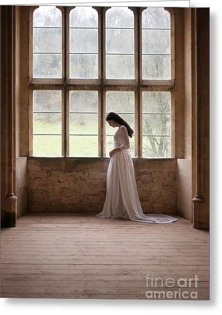 Princess In The Castle Greeting Card