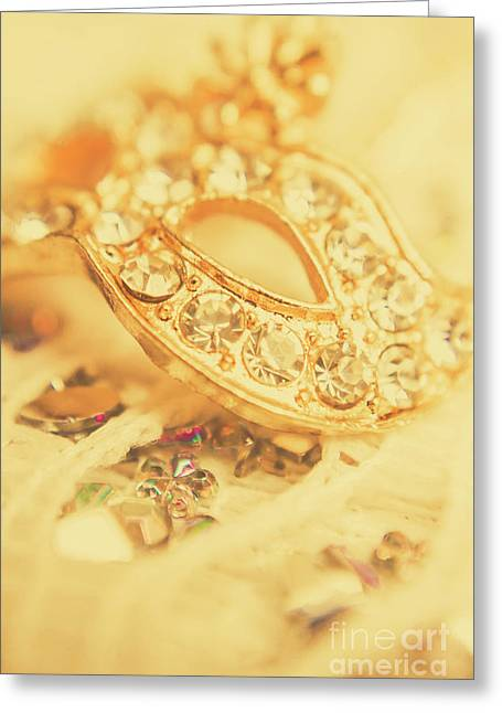 Princess Pendant Greeting Card