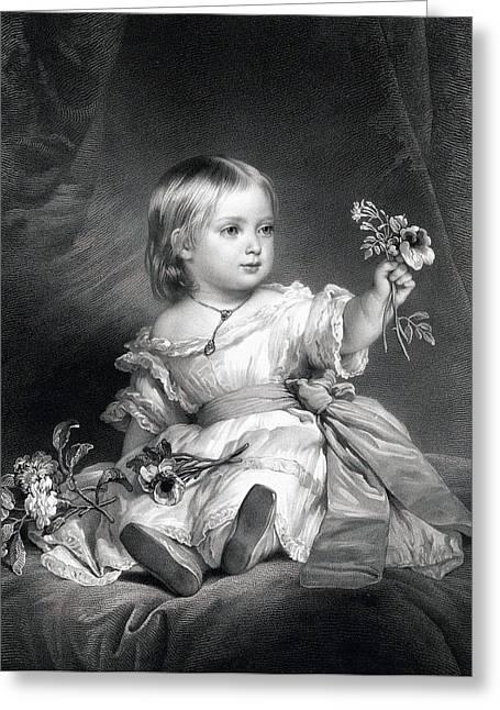 Princess Royal Greeting Card