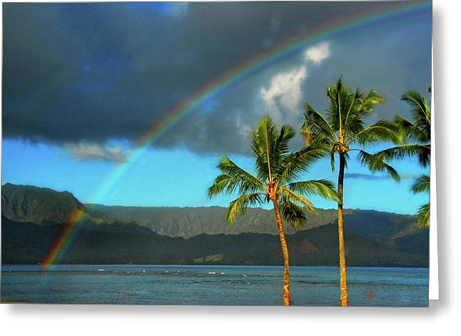 Greeting Card featuring the photograph Promise Of Hope by Lynn Bauer