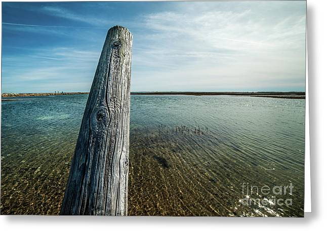 Provincetown Breakwater #2 Greeting Card