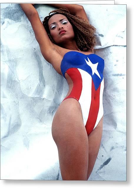 Puerto Rico 2 Greeting Card by Filippo Ioco