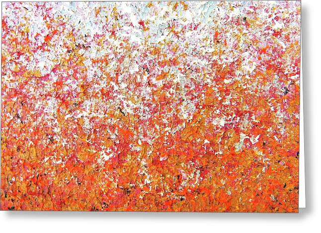 Pumpkin Seeds Greeting Card by Rachel Bingaman