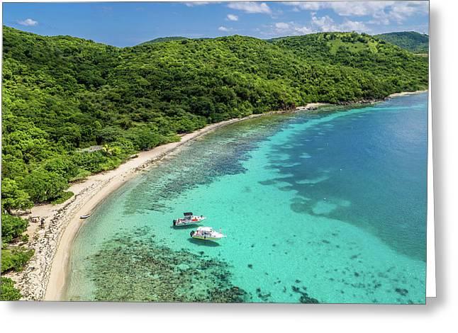 Punta Tamarindo Greeting Card