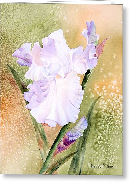 Pure Fantasy Greeting Card by Bobbi Price