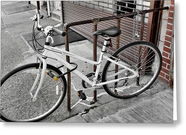 Pure Ride Greeting Card by JAMART Photography