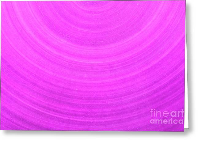 Purple Ceramic Texture Background Greeting Card by Radu Bercan