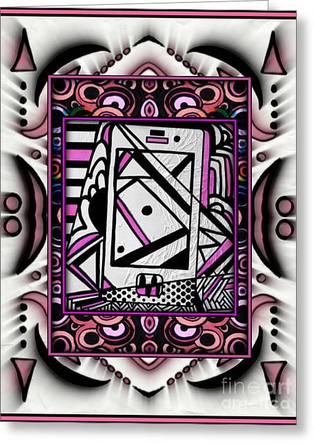 Pussy Revolution Greeting Card