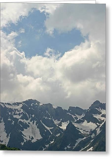 Pyrenees Beyond Words Greeting Card