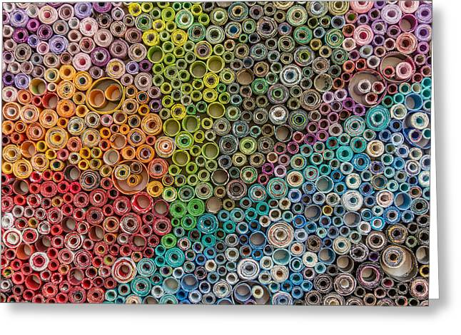 Quilling Greeting Card by Nancy Comley