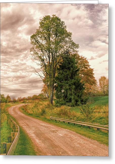 Greeting Card featuring the photograph Quixotic Travels by John M Bailey