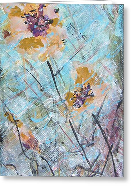 Rain Storm Greeting Card