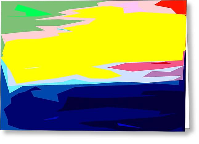 Rainbow 3 Greeting Card by Patrick J Murphy