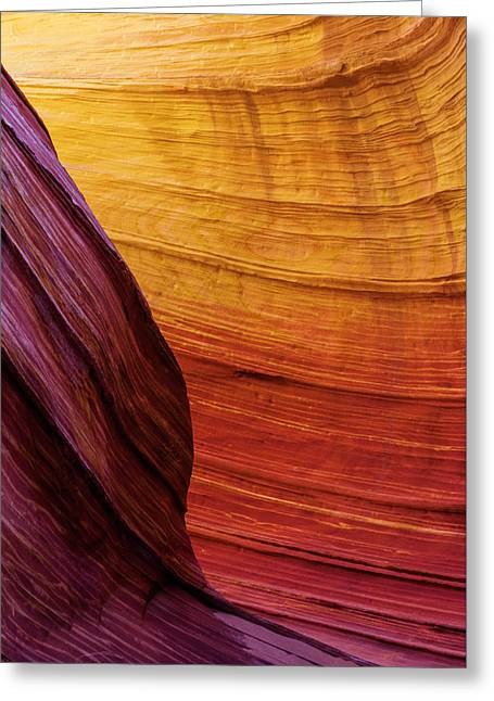 Rainbow Greeting Card by Chad Dutson