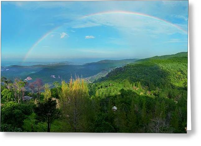 Rainbow Dream Greeting Card
