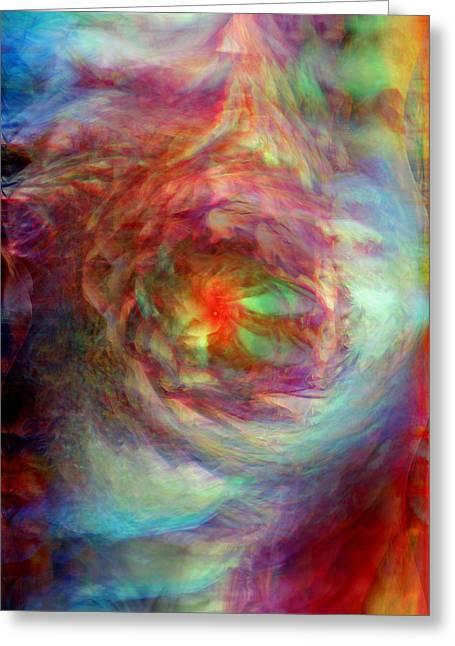 Rainbow Dreams Greeting Card