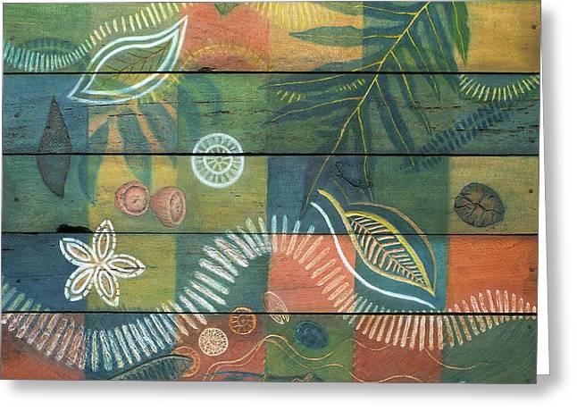 Rainforest Regeneration  Greeting Card