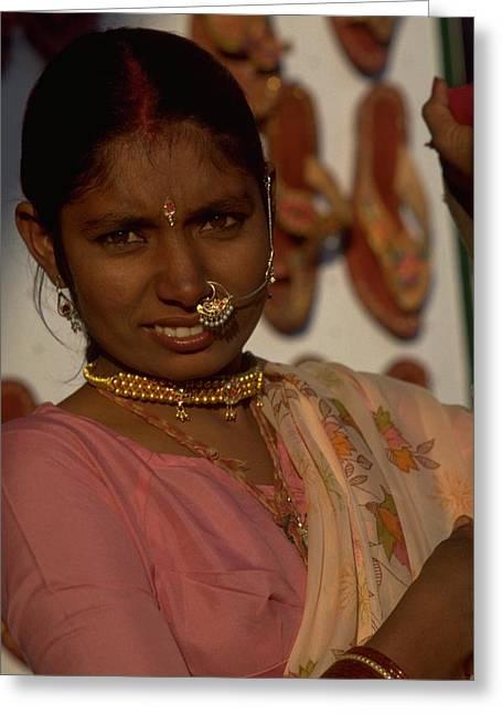 Rajasthan Greeting Card