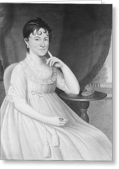 Ralph E W Earl    Mrs Williams Greeting Card