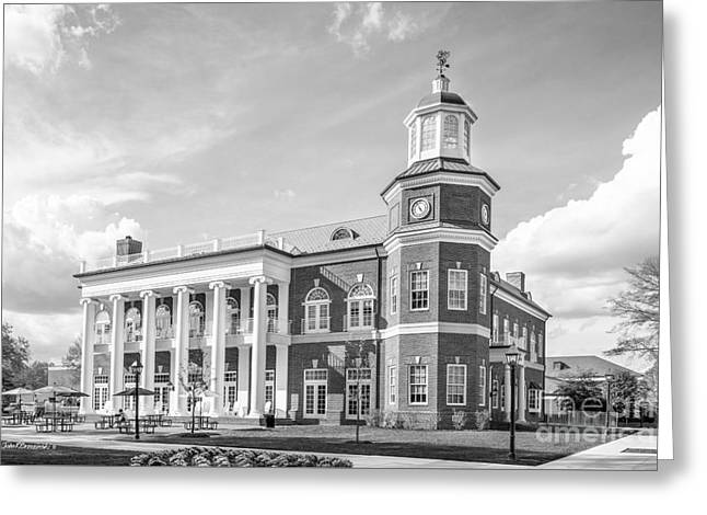 Randolph- Macon College Brock Commons Greeting Card by University Icons